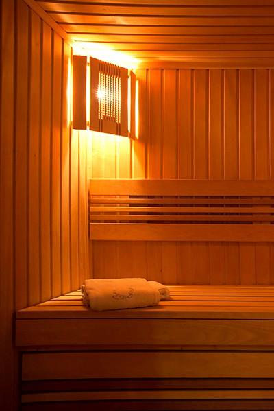 Hamam, sauna Duke Hotel